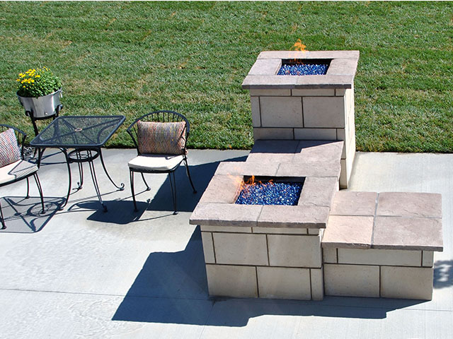 R&T Services Custom Firepits