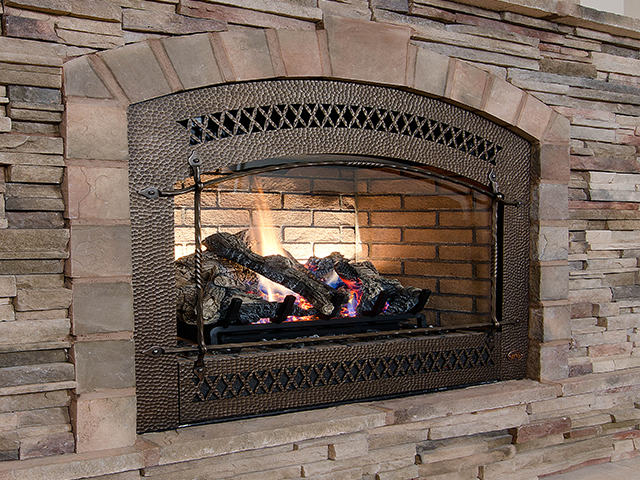 Type of Fireplaces:  Wood vs Gas