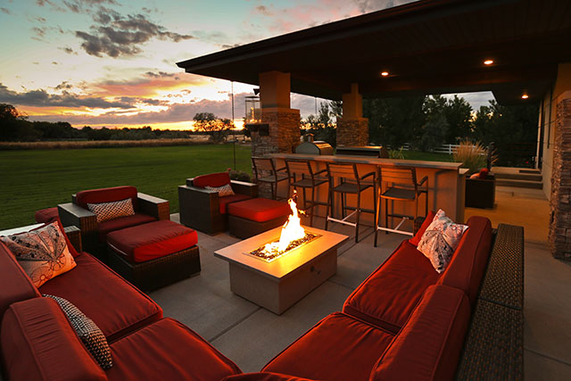Outdoor Living Spaces:  If You Have the Room It's Time to Build One…Here's Why