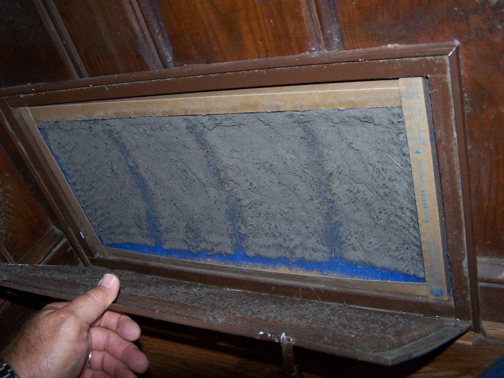 Why Should You Replace A Furnace Filter R Amp T Servicesr