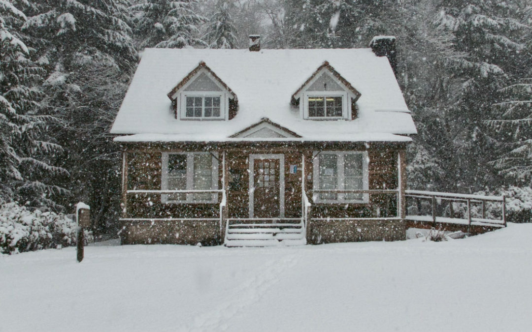 Use This 5-Point Checklist To Prepare Your Home For Winter