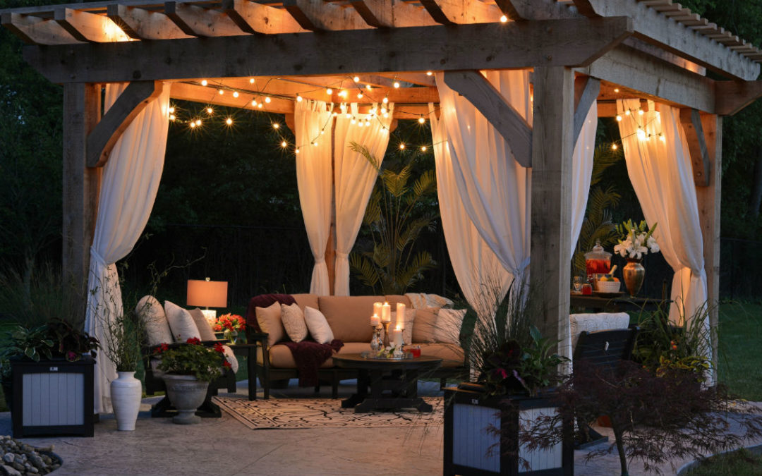 5 Low Cost Ways To Improve Your Outdoor Living Ideas for Spring and Summer