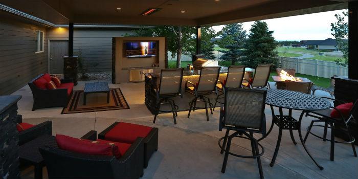outdoor living billings custom grills bbq