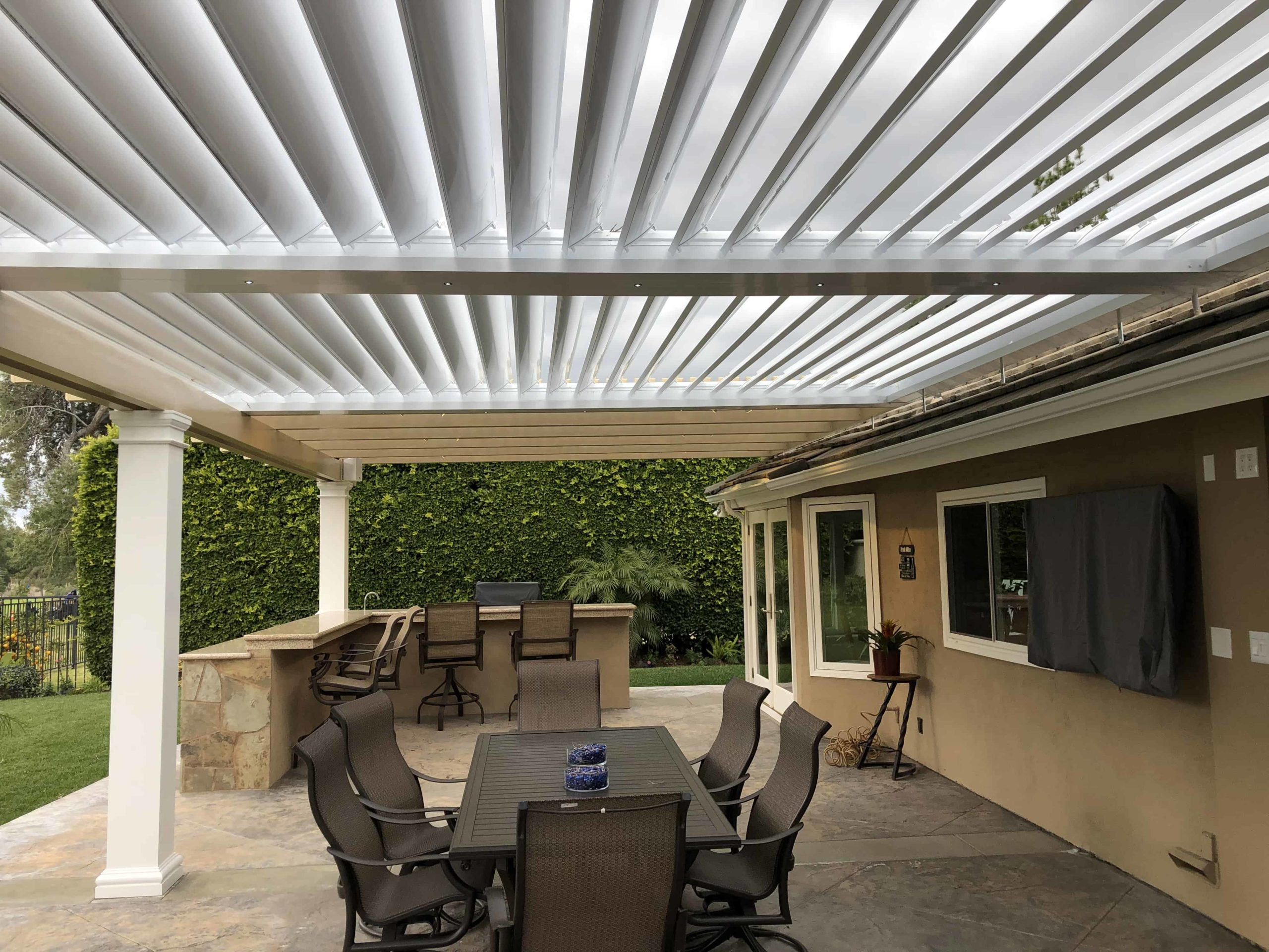 louvered patio cover billings mt r and t services